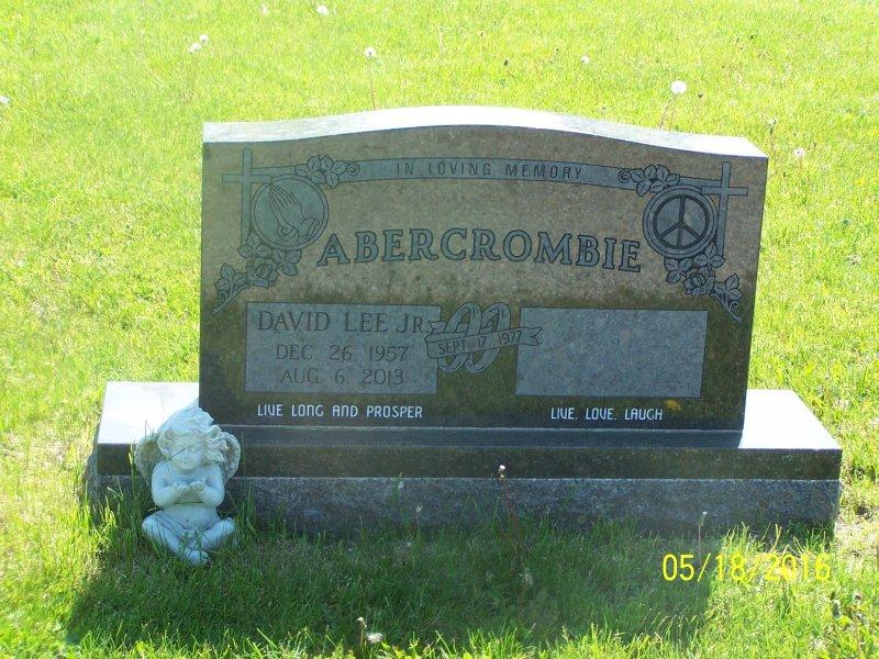 Abercrombie, David L. Jr. front